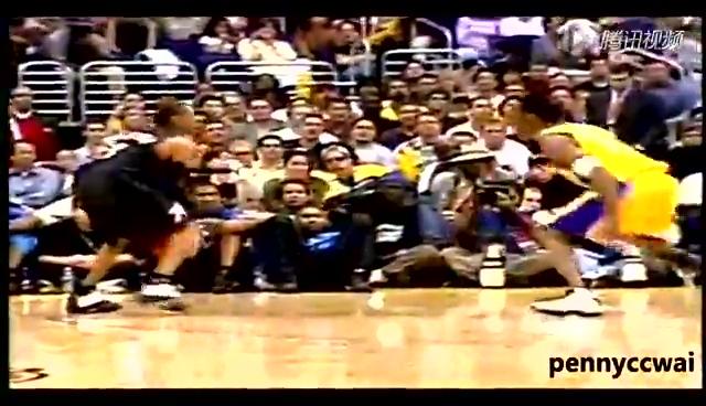 NBA巅峰战之76人 艾弗森狂虐OK跨越泰伦-卢截图
