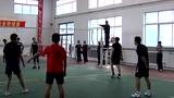 体育微视频展播 纪实类作品《赤峰市元宝山区排球赛》