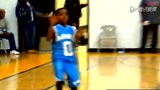 视频:防守过人突破助攻 12岁篮球神童震全美