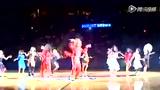 视频:老鹰吉祥物领舞《颤栗》 重现MJ经典