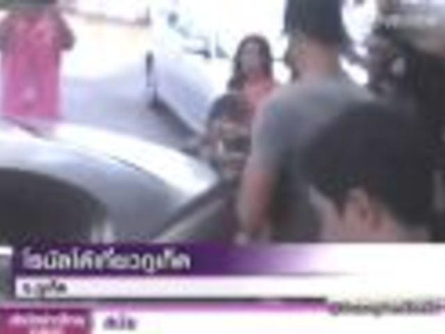 视频:C罗伊莲娜泰国游 为防骚扰租用直升机