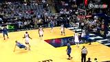视频:德克弧顶彪三分 天王出手一击中的3+1