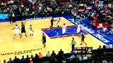 视频:篮网127-97七六人 利文斯顿准三双狂胜