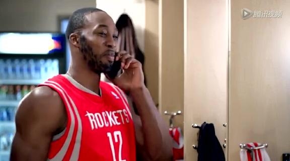 NBA全明星幽默宣传片 魔兽长胡子库里亮绝活截图