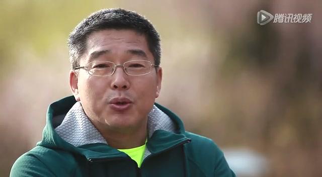 视频:跑步迷刘建宏说