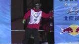 日本16岁单板少年逆天技 空中转体三周半疯子附体