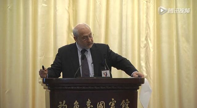 诺奖得主:中国经济转型需政府精明 莫照搬西方截图