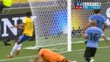 全场集锦:弗兰失点内马尔助绝杀 巴西2-1乌拉圭