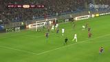 视频:热刺角球传中 阿德巴约头球遭门神没收