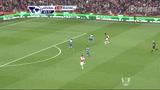 进球视频:热鸟再现助攻 吉鲁迎球抽射破门