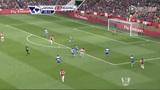进球视频:卡索拉传中 热尔维尼奥推射空门