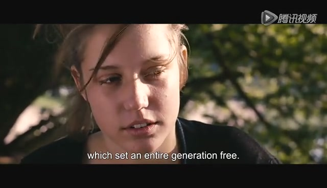 女同片《阿黛尔的生活》片段  对同性恋唯美艺术回应截图