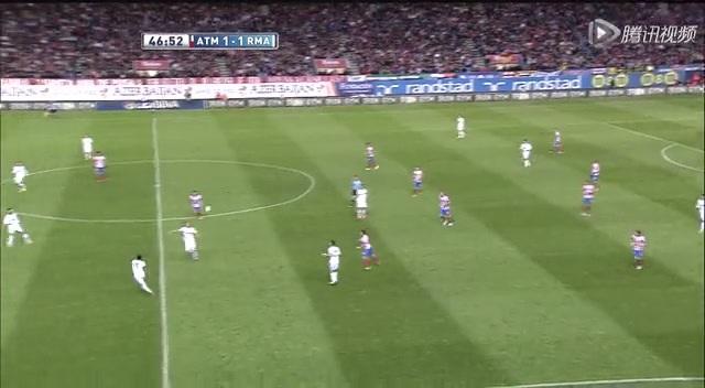 全场回放:西甲第33轮 马德里竞技vs皇家马德里 下半场截图