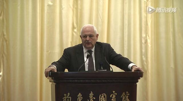 沃尔夫:中国将成国际经济秩序制定者截图
