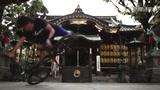 绝美风景配搭BMX炫丽车技 东京街头放飞身心