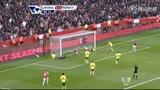 进球视频:张伯伦完美横传 吉鲁破门反超比分