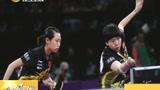 视频:李晓霞郭跃女双三连冠 中国成就13连冠