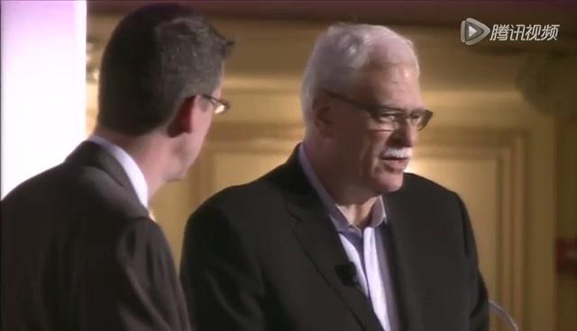 视频:禅师谈科比乔丹 唯飞侠可以跟飞人比