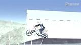 超炫定格摩托车特技 高层次壮丽视觉享受