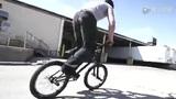 真正的BMX小轮车大神 超自然合技人车浑然一体