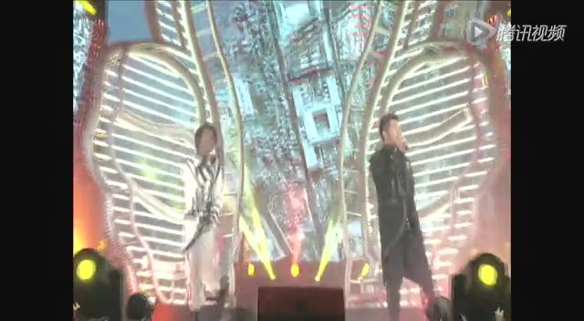 羽泉上海演唱会宣传片截图