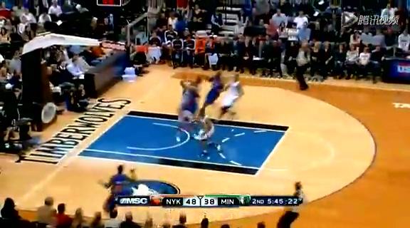 NBA巅峰战之森林狼 开挂男31+31+5斩杀纽约截图