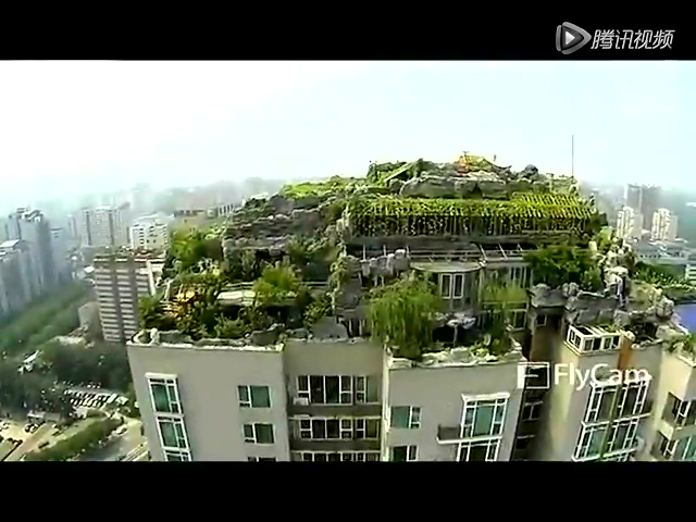 [最新闻]淮安最牛空中别墅搭建别墅为开拆时原班人马北京工人二手房图片