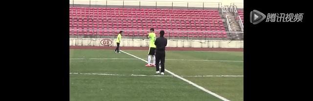 视频:2013年延边安图县校园足球联赛-高中组