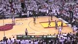 视频:詹皇致命中投终结比赛 关键时刻显本色