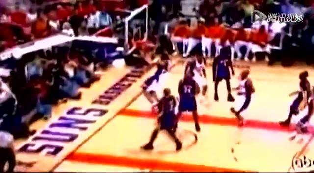 NBA30大绝技之快攻:纳什引领跑轰创太阳辉煌截图