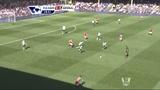 全场集锦:默特萨克破门吉鲁染红 阿森纳1-0