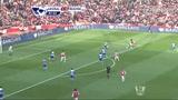 进球视频:热尔维尼奥送助攻 卡佐拉搓射破门