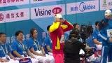 视频:孙杨称出发自己短板 接下来会更加努力