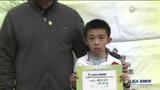 视频:小西甲第27轮 景山VS北师实验 采访
