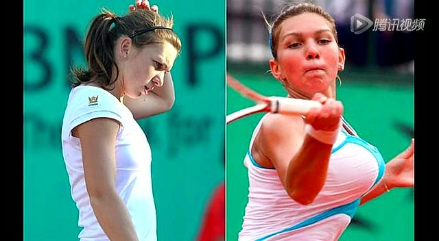 正在说第2期 大胸美女为何因网球自残