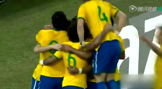 全场集锦:南非0-5巴西 内马尔帽子铁腰世界波截图