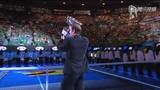 视频:桑普拉斯捧杯入场 男单对决静候开战