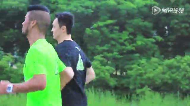 陈盆滨挑战一百——让更多的人参与到运动中...截图