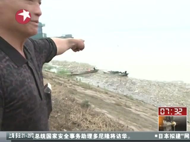 湘江湘阴段浮尸确系长沙坠井女孩遗体截图