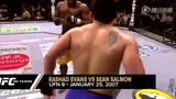 UFC历年名将顶级KO 血腥重拳打出人肉沙包