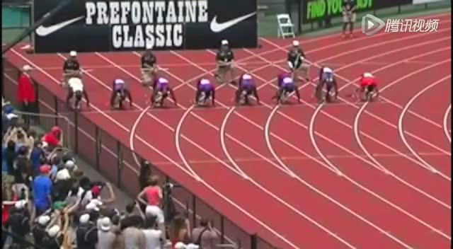 9秒99!苏炳添百米跑进10秒 亚洲本土第一人截图