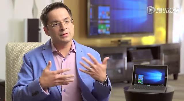 微软发布Windows 10使用体验解说视频截图