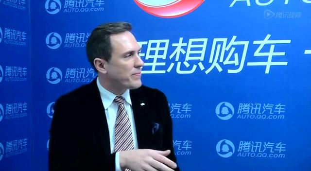 专访英菲尼迪中国总经理戴雷截图