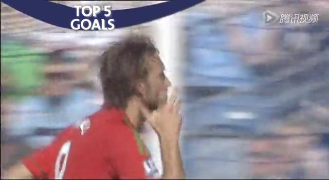 视频:英超第1轮五佳球 西布朗流弹袭利物浦