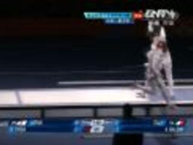 视频:千田健太追身刺剑 巴尔迪尼抗议吃黄牌
