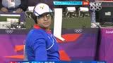 视频:奥运会男子25米手枪速射决赛第5轮回放