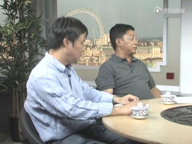 视频:中国媒体功利心减少 与民众一起在进步