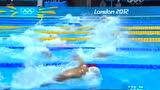 视频:男子100米蝶泳决赛回放 菲尔普斯夺金