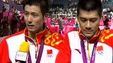 视频:风云组合坦言 为羽毛球队神奇战绩自豪