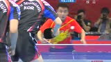 视频:乒乓球男团决赛 中国VS韩国第3场第2局